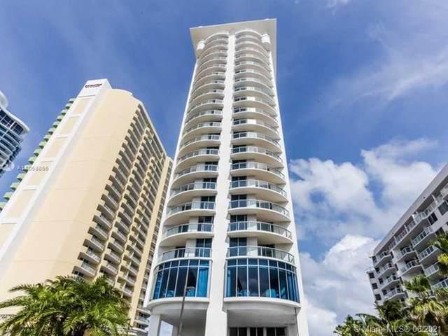 17315 Collins Ave #1208, Sunny Isles Beach, FL 33160 (MLS #A11058866) :: Equity Advisor Team