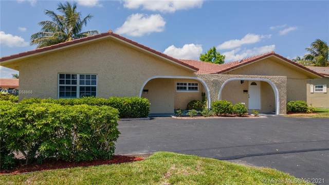 11171 NW 39th St, Coral Springs, FL 33065 (MLS #A11058868) :: United Realty Group