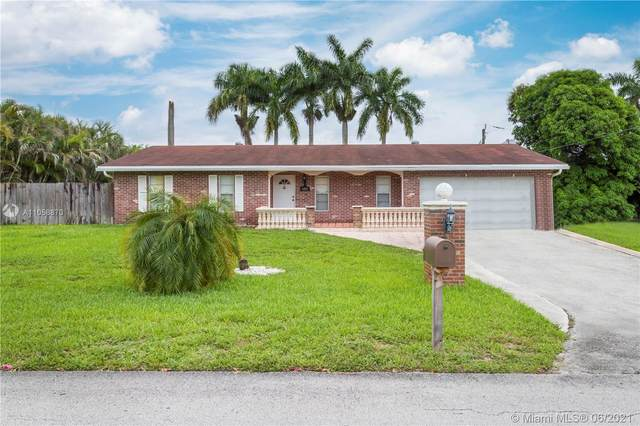 6451 SW 56th St, Davie, FL 33314 (MLS #A11058870) :: Green Realty Properties