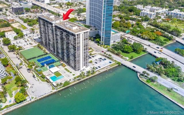 600 NE 36th St #2017, Miami, FL 33137 (MLS #A11058883) :: Douglas Elliman