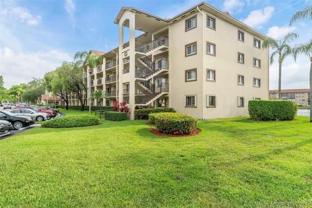 1351 SW 141st Ave 208G, Pembroke Pines, FL 33027 (MLS #A11058885) :: Search Broward Real Estate Team