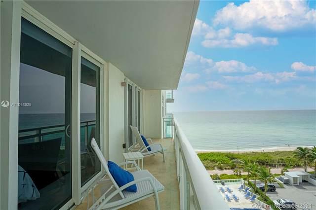6917 Collins Ave #1005, Miami Beach, FL 33141 (#A11058925) :: Dalton Wade