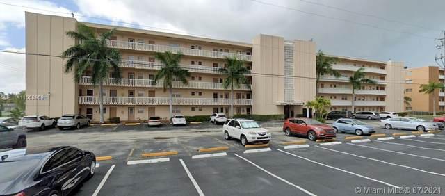 218 NE 12th Ave #208, Hallandale Beach, FL 33009 (#A11058958) :: Dalton Wade