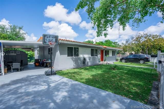 1000 SW 23rd Ave, Miami, FL 33135 (MLS #A11058968) :: Douglas Elliman