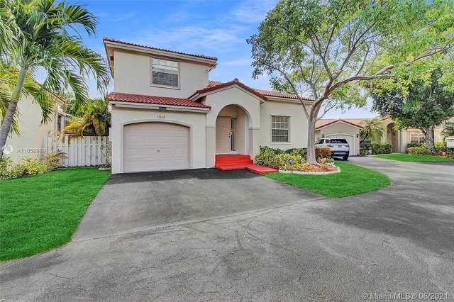 12662 NW 12th Ct, Sunrise, FL 33323 (MLS #A11058969) :: Search Broward Real Estate Team