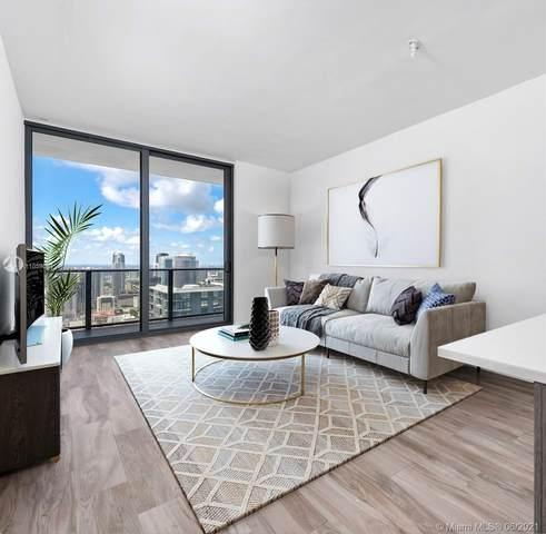 801 S Miami Ave #5106, Miami, FL 33130 (MLS #A11059011) :: Carole Smith Real Estate Team
