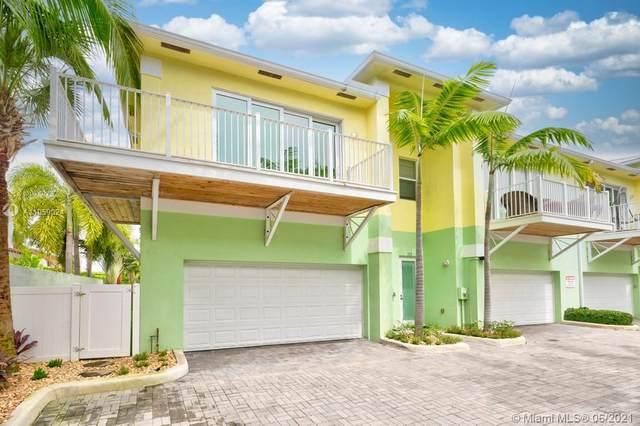 3212 NE 16th Street #3212, Pompano Beach, FL 33062 (MLS #A11059024) :: Douglas Elliman