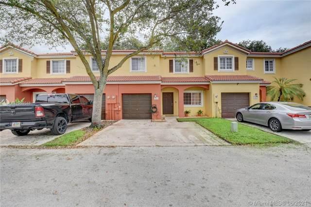 1853 SW 103rd Ave #1853, Miramar, FL 33025 (MLS #A11059048) :: Search Broward Real Estate Team