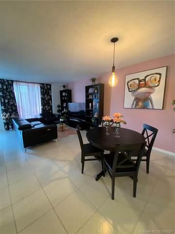 290 174th St #1814, Sunny Isles Beach, FL 33160 (MLS #A11059062) :: Berkshire Hathaway HomeServices EWM Realty