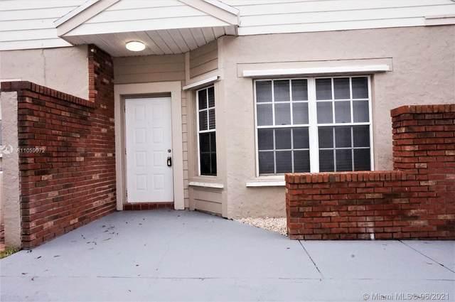 8640 SW 16th Ct, Pembroke Pines, FL 33025 (MLS #A11059072) :: Search Broward Real Estate Team