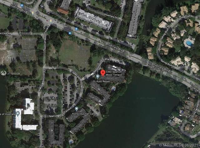 3360 Spanish Moss Ter #206, Lauderhill, FL 33319 (#A11059108) :: Dalton Wade