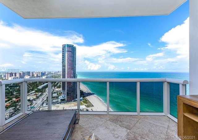 18201 Collins Ave #4504, Sunny Isles Beach, FL 33160 (MLS #A11059110) :: Miami Villa Group