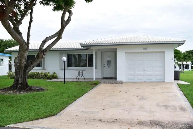 8855 NW 10th Pl, Plantation, FL 33322 (MLS #A11059154) :: Search Broward Real Estate Team