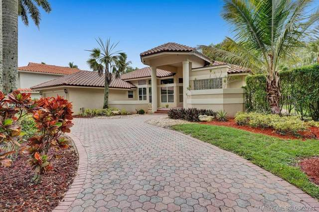 3500 Washington Ln, Cooper City, FL 33026 (MLS #A11059163) :: Green Realty Properties
