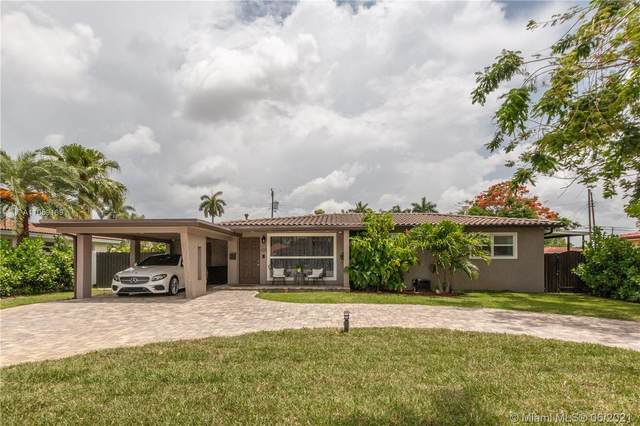 3125 Hollywood Blvd, Hollywood, FL 33021 (MLS #A11059169) :: The Riley Smith Group