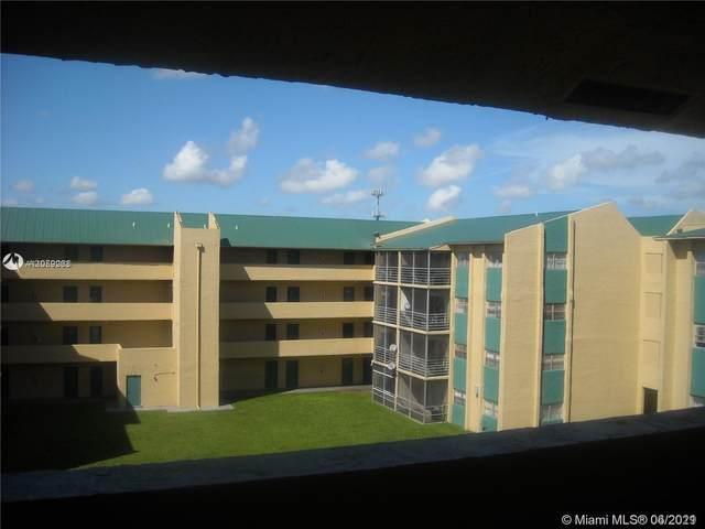 3710 NW 21st St #310, Lauderdale Lakes, FL 33311 (#A11059203) :: Dalton Wade