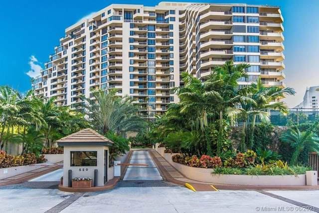 520 Brickell Key Dr A512, Miami, FL 33131 (MLS #A11059235) :: ONE | Sotheby's International Realty