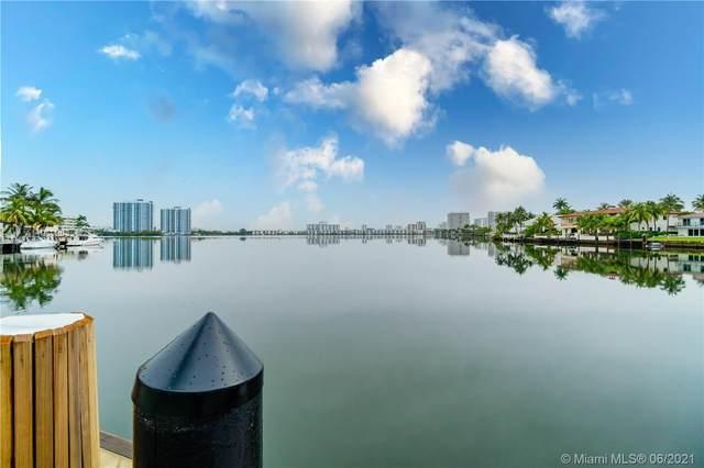 2821 NE 163rd St 5O, North Miami Beach, FL 33160 (MLS #A11059253) :: Miami Villa Group