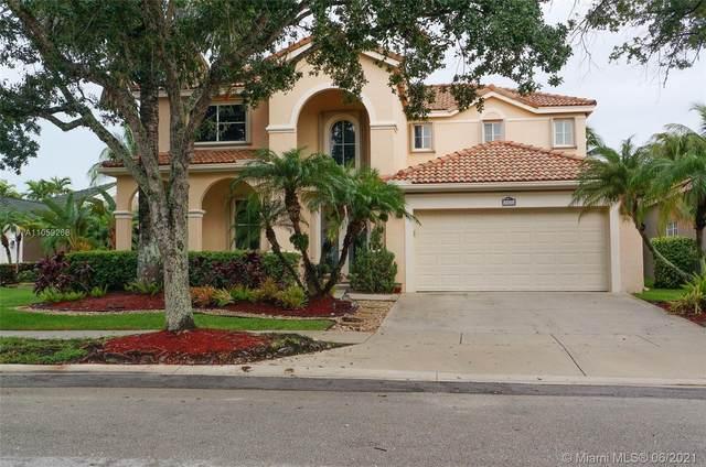 4429 Stone Ridge Way, Weston, FL 33331 (MLS #A11059268) :: Green Realty Properties