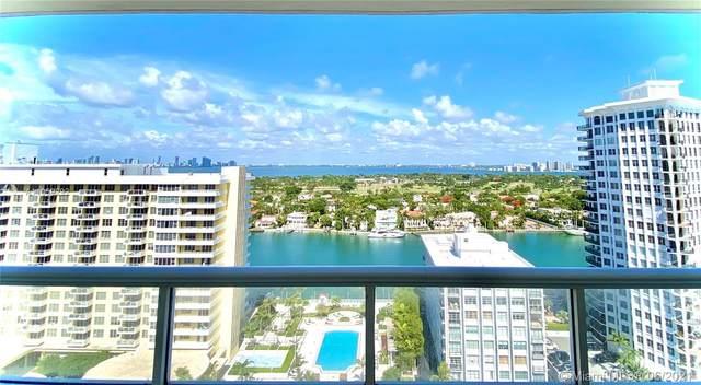 5601 Collins Ave Ph-14, Miami Beach, FL 33140 (MLS #A11059292) :: Miami Villa Group