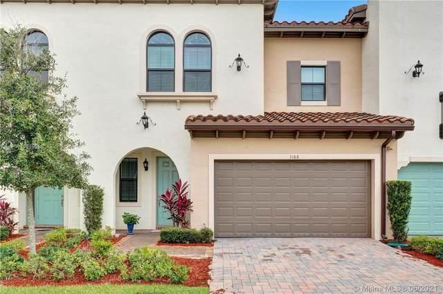 3188 NW 124th Way #3188, Sunrise, FL 33323 (MLS #A11059298) :: Search Broward Real Estate Team