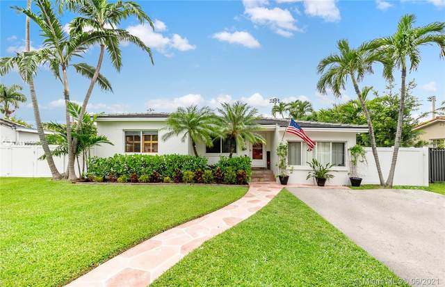 450 Forrest Dr, Miami Springs, FL 33166 (MLS #A11059306) :: The Riley Smith Group