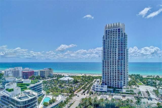 300 S Pointe Dr #2406, Miami Beach, FL 33139 (MLS #A11059315) :: Castelli Real Estate Services