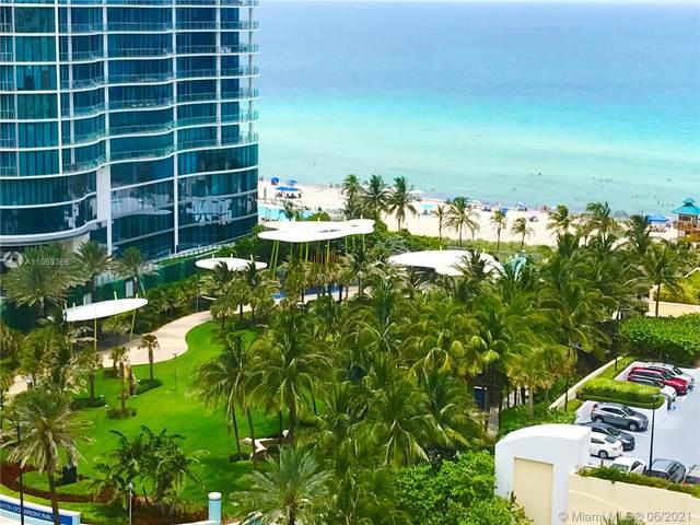 210 174th St #1701, Sunny Isles Beach, FL 33160 (#A11059366) :: Dalton Wade