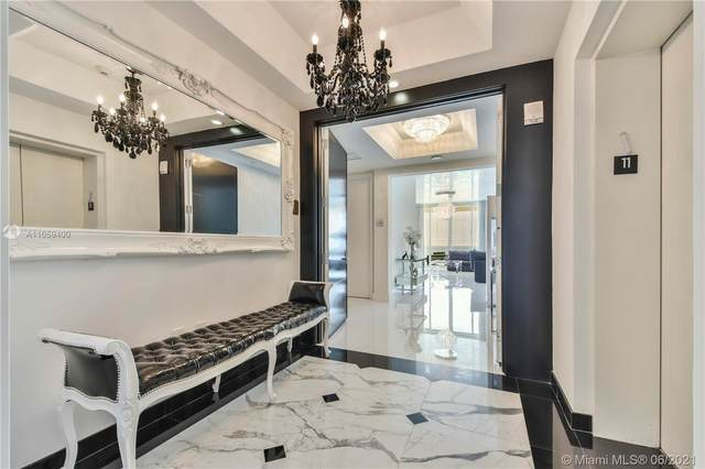 16047 Collins Ave #1102, Sunny Isles Beach, FL 33160 (MLS #A11059400) :: Miami Villa Group