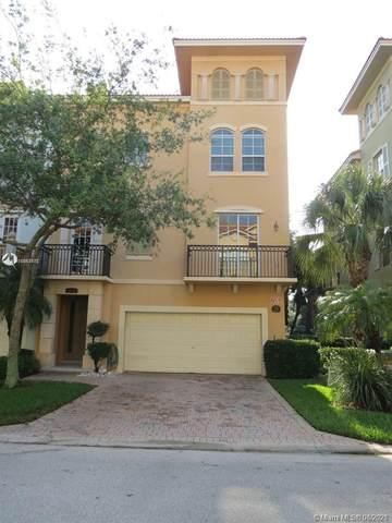 2472 San Pietro Cir #2472, Palm Beach Gardens, FL 33410 (MLS #A11059413) :: Green Realty Properties