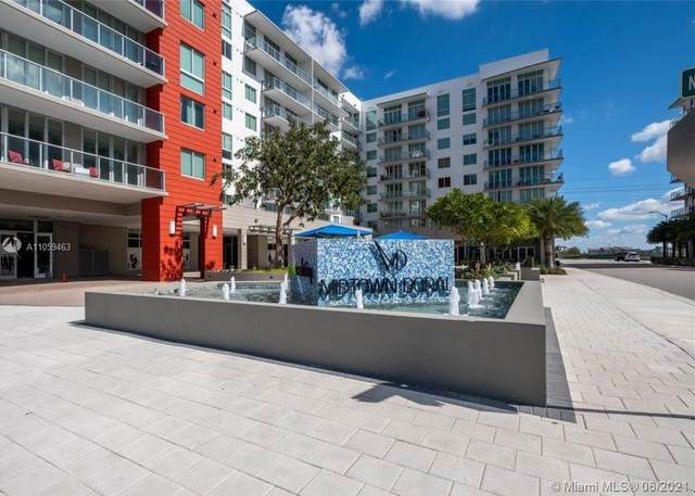 7751 NW 107th Ave #803, Doral, FL 33178 (MLS #A11059463) :: Rivas Vargas Group