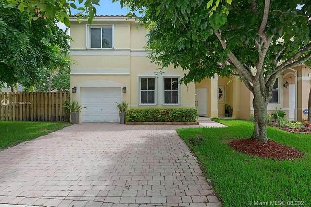 3863 SW 170th Ave #3863, Miramar, FL 33027 (MLS #A11059465) :: Search Broward Real Estate Team