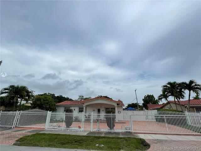 3520 SW 121st Ave, Miami, FL 33175 (MLS #A11059496) :: Team Citron