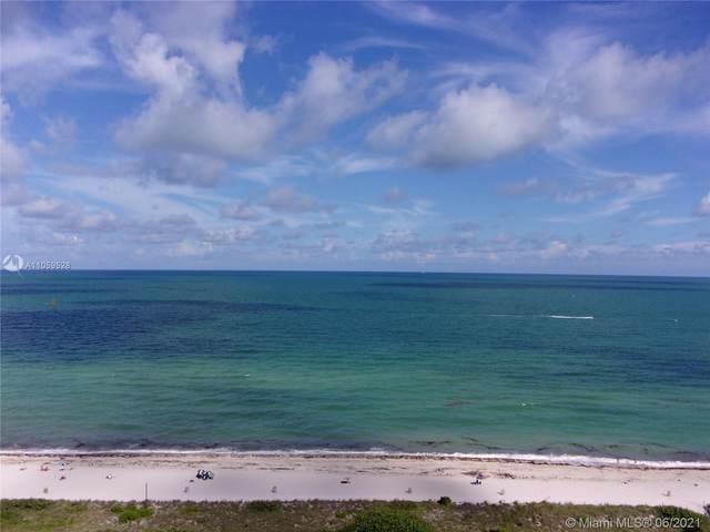 2555 Collins Ave #2409, Miami Beach, FL 33140 (MLS #A11059528) :: Miami Villa Group