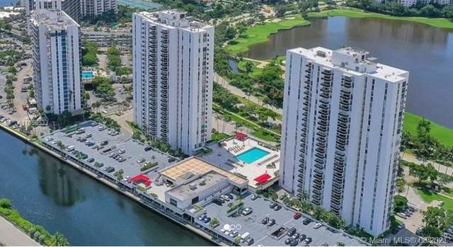 3675 N Country Club Dr #807, Aventura, FL 33180 (MLS #A11059533) :: Green Realty Properties