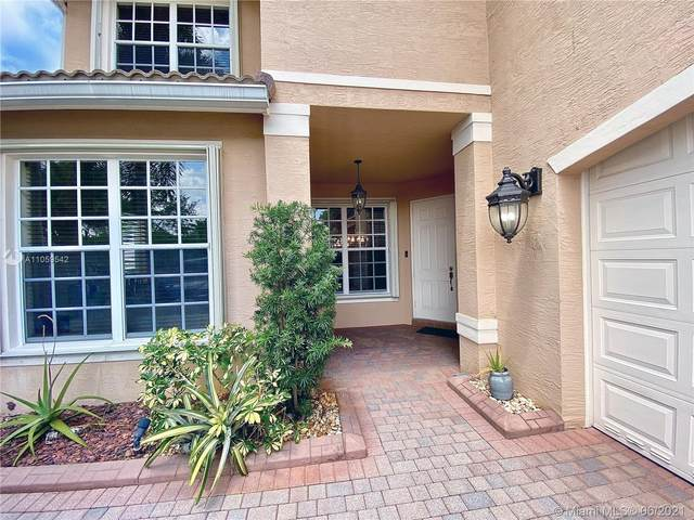 4586 SW 179th Way, Miramar, FL 33029 (MLS #A11059542) :: THE BANNON GROUP at RE/MAX CONSULTANTS REALTY I