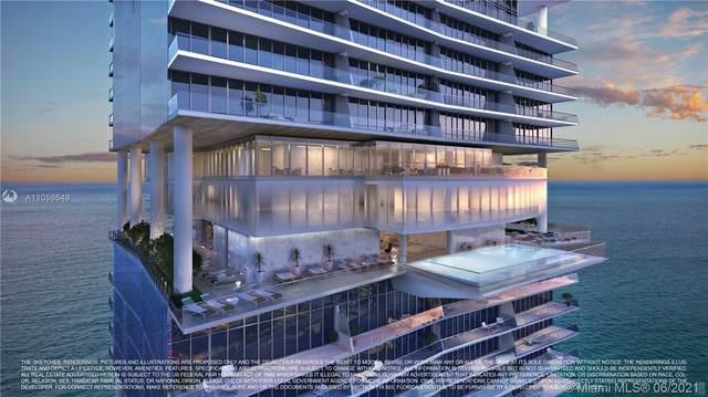 18501 Collins Ave #1902, Sunny Isles Beach, FL 33160 (MLS #A11059549) :: Miami Villa Group