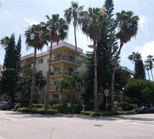 855 Euclid Ave #305, Miami Beach, FL 33139 (MLS #A11059578) :: Carlos + Ellen