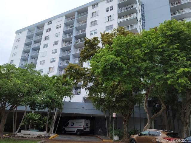 6900 Bay Dr 9J, Miami Beach, FL 33141 (MLS #A11059584) :: The Paiz Group