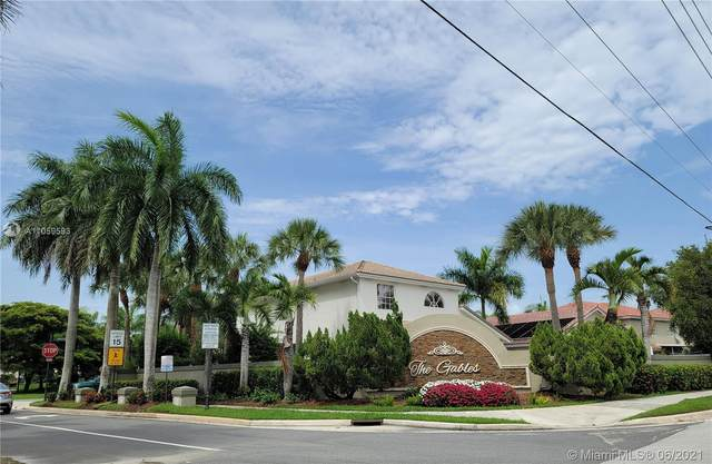 85 Gables Blvd, Weston, FL 33326 (MLS #A11059593) :: THE BANNON GROUP at RE/MAX CONSULTANTS REALTY I