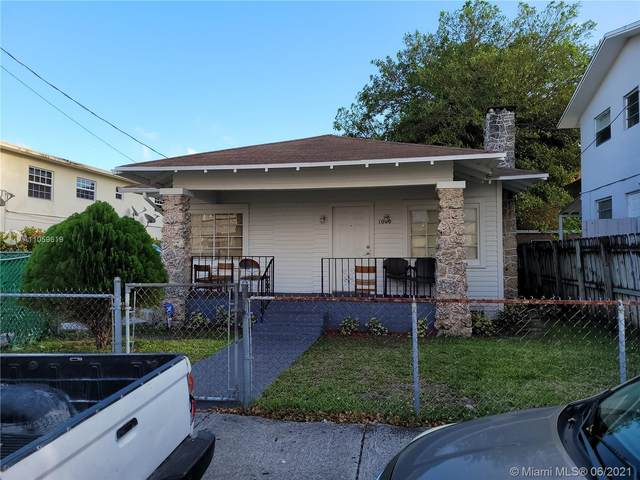 1060 SW 2nd St, Miami, FL 33130 (MLS #A11059619) :: Green Realty Properties