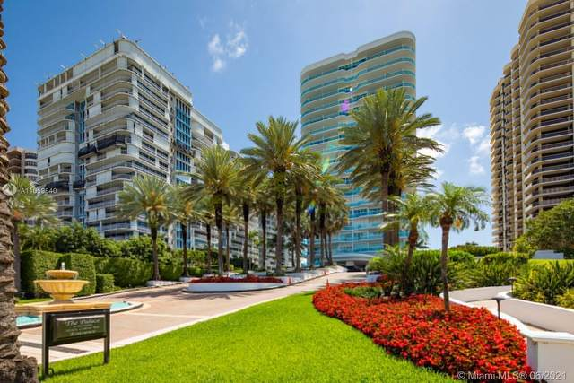 10101 Collins Ave 7D, Bal Harbour, FL 33154 (MLS #A11059640) :: ONE Sotheby's International Realty