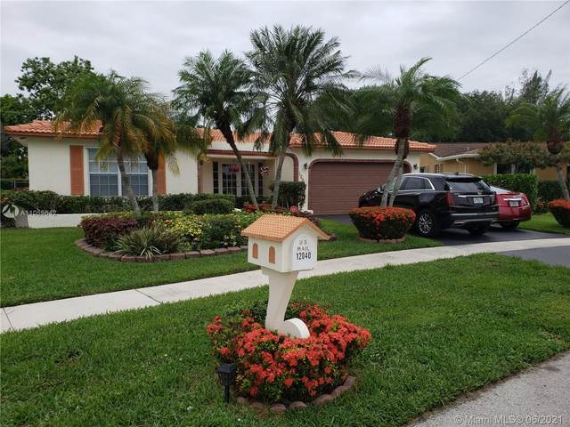 12040 NW 29th St, Sunrise, FL 33323 (MLS #A11059642) :: Onepath Realty - The Luis Andrew Group
