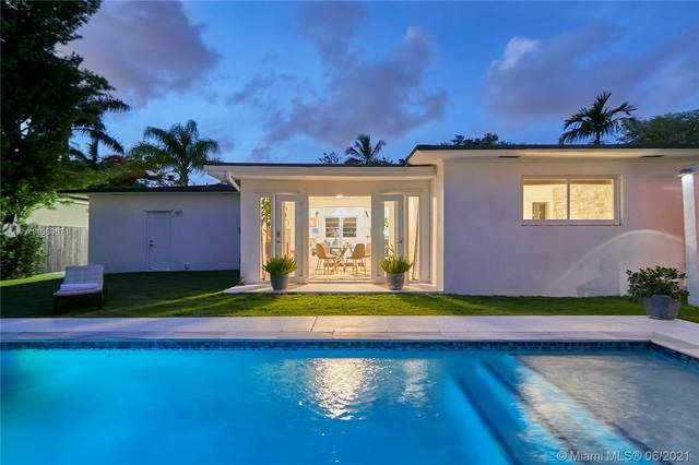 880 NE 72nd St, Miami, FL 33138 (MLS #A11059671) :: The Howland Group