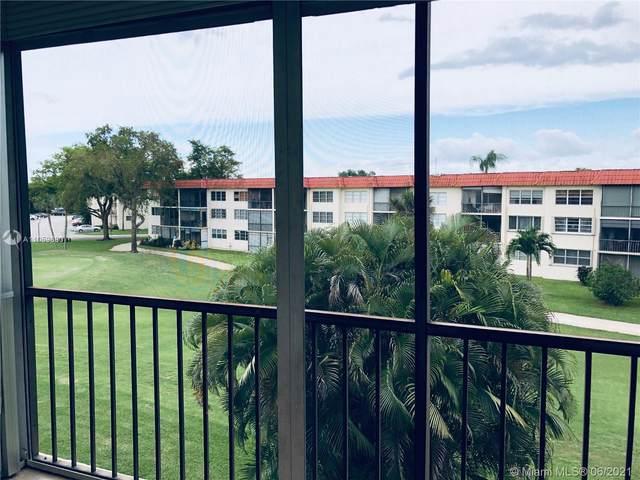 291 S Hollybrook Dr #307, Pembroke Pines, FL 33025 (MLS #A11059680) :: Green Realty Properties