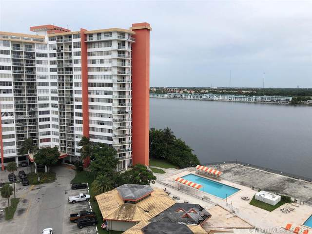 1351 NE Miami Gardens Dr 1101E, Miami, FL 33179 (MLS #A11059697) :: Rivas Vargas Group
