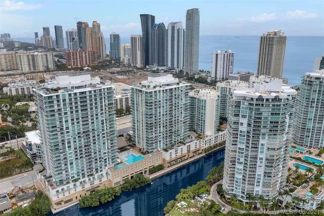 300 Sunny Isles Blvd 4-1803, Sunny Isles Beach, FL 33160 (#A11059707) :: Dalton Wade