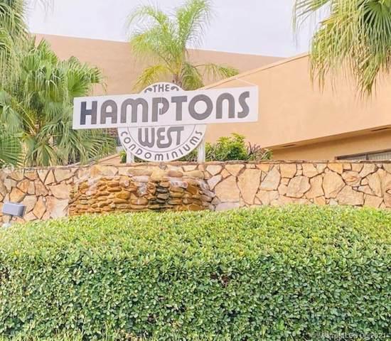8010 Hampton Blvd #408, North Lauderdale, FL 33068 (MLS #A11059714) :: The Riley Smith Group