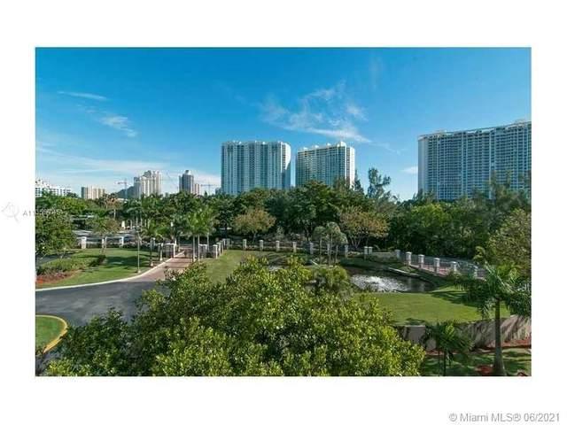 18181 NE 31st Ct #407, Aventura, FL 33160 (MLS #A11059745) :: Green Realty Properties