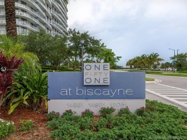 14951 Royal Oaks Lane #1907, North Miami, FL 33181 (MLS #A11059767) :: Equity Realty